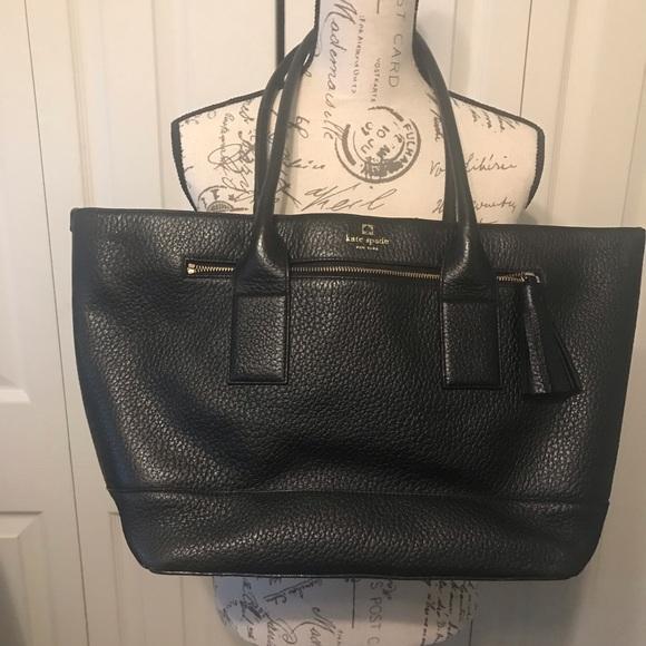Kate Spade ♠️ large satchel bag.